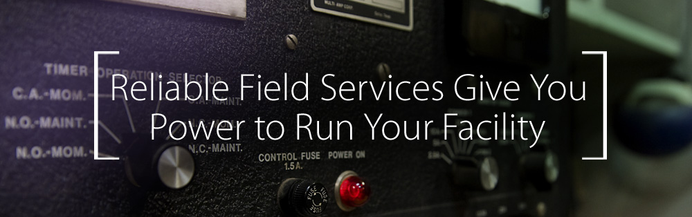 Power Systems Testing Field Services