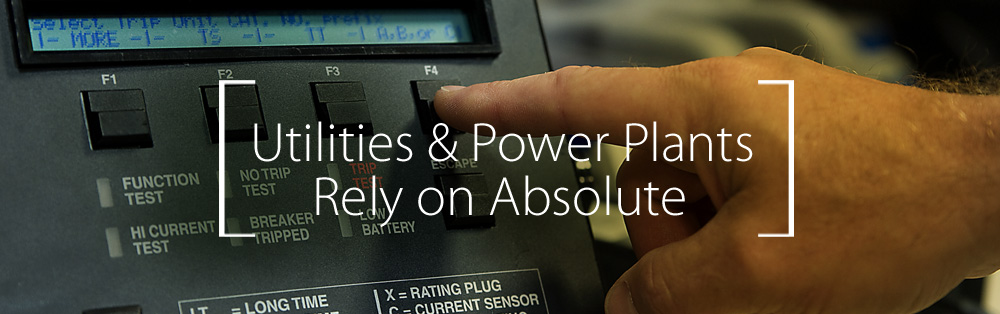 Power Systems Testing for Utilities